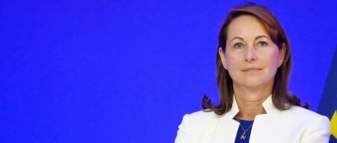 Ségolène Royal a annoncé, du bout des lèvres, son soutien à Emmanuel Macron.