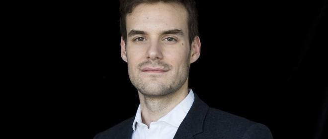 L'essayiste et entrepreneur Robin Rivaton.