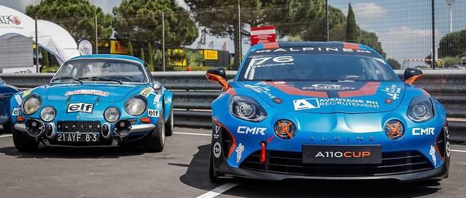 Comme son illustre aïeule, la nouvelle A110 sera bientôt engagée en rallye par Alpine.
