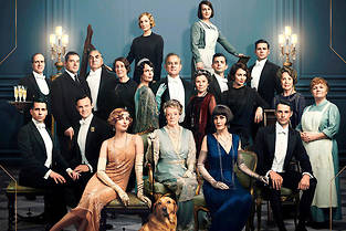 "Le casting de ""Downton Abbey"", le film, au grand complet. En salle, le 28 septembre."