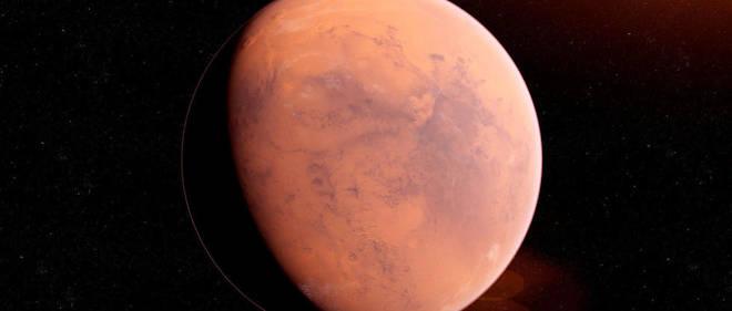 Le rover, un robot pesant une tonne, sera chargé lors de la prochaine mission en direction de Mars de chercher des signes d'une vie microbienne passée.