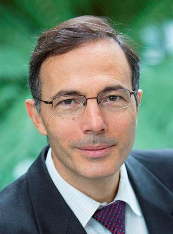 Serge Pizem, responsable mondial de la gestion multiclasse d'actifs chez Axa IM.