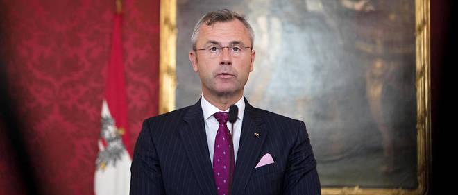 Norbert Hofer n'a que quelques mois pour remettre son parti sur les rails avant les élections anticipées de septembre.