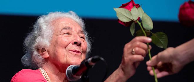 À 95 ans, Judith Kerr continuait de travailler. Son dernier livre, « Mummy Time », est sorti en 2018.