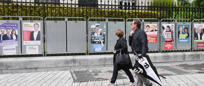 Le taux de participation aux élections européennes est traditionnellement faible. En 2014, il a plafonné à 42,4%.