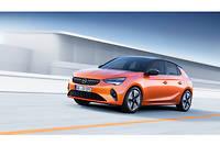 Joli coup de crayon pour l'Opel Corsa-e avec un design épuré et dynamique