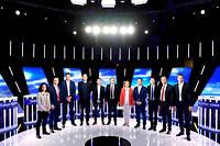 Jeudi soir, BFM TV organisait l'ultime débat des élections européennes.