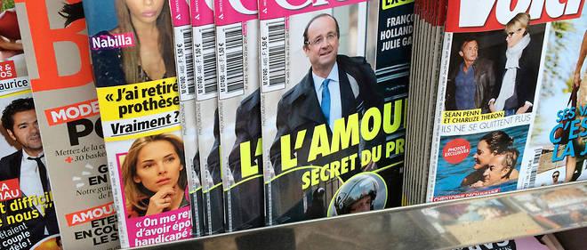 Le magazine «Closer» a révélé la liaison de François Hollande et de Julie Gayet, en janvier 2014 (photo d'illustration).