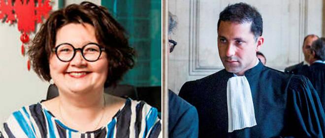 Hélène Bourbouloux et Frédéric Abitbol.