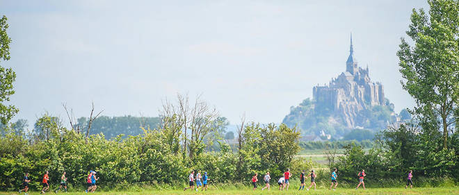 27/05/2018 - Run in Mont Saint Michel - Marathon