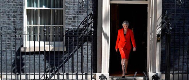 Theresa May quittera son poste de Premier ministre le 7 juin.