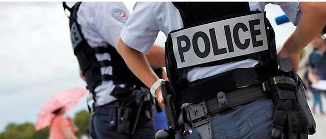 La conjointe du mari violent s'est dénoncée elle-même à la police, au commissariat du 10e arrondissement.
