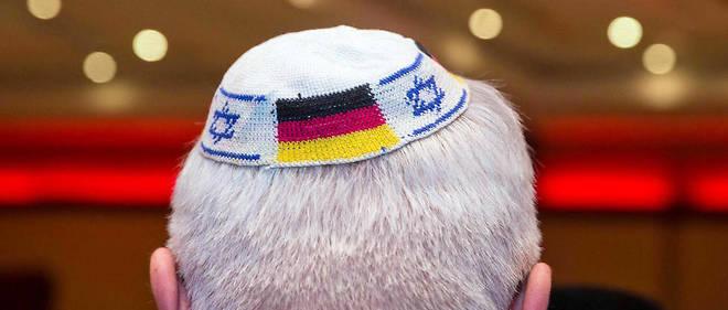 Le Conseil central des juifs d'Allemagne a déjà plus d'une fois mis en garde contre le port de la kippa.