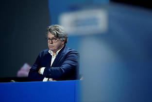 <p>Gilbert Collard a prévenu qu'il donnait « [s]es derniers mots», avant de quitter le débat.</p>