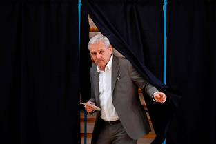 <p>Liviu Dragnea, le patron du PSD roumain, grand perdant des européennes en Roumanie.</p>