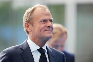 <p>Le Polonais Donald Tusk va laisser sa place à la tête du Conseil européen dans les semaines à venir.</p>