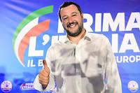 « Après le scrutin européen, je ne demande aucun remaniement, aucun ministère, aucune golden share , le gouvernement de coalition Ligue-M5S doit se remettre immédiatement à travailler pour le bien des Italiens.»