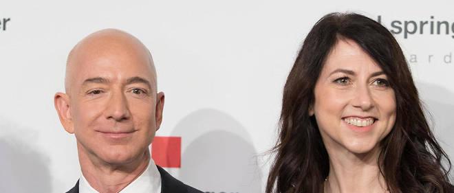 Mackenzie Bezos est actuellement en instance de divorce avec Jeff Bezos.