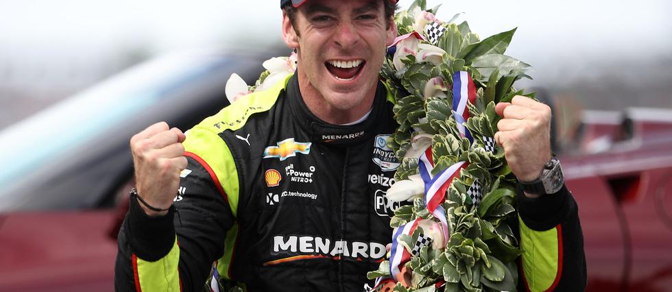 <p>Simon Pagenaud remporte l'une des courses les plus extrêmes de la planète.</p>