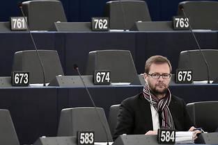 <p>Jérôme Lavrilleux est député européen depuis 2014. Indépendant, il siège avec le Parti populaire européen.</p>