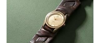 Une des montres du maître du kung-fu adjugée à Hong Kong.