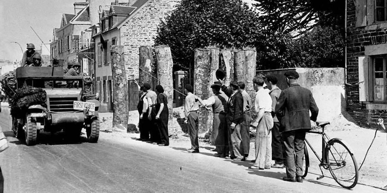 À l'automne 1944, Français et troupes américaines au bord de l'affrontement  - Le Point