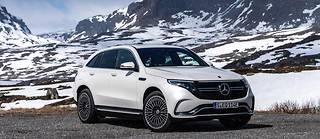 408ch certes, mais les moteurs électriques, sur le Mercedes EQC ou ailleurs, sont loin d'avoir la sensualité de leurs équivalents thermiques, essence ou diesel.