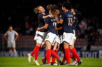 Kadidiatou Diani et ses collègues veulent gagner la Coupe du monde qui se déroule en France du 7 juin au 7 juillet.