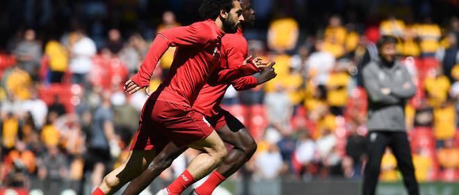 Mohamed Salah et Sadio Mané ont plus que brillé lors de la finale de la Ligue des champions samedi 1er juin, se placant chacun dans la course au Ballon d'or.