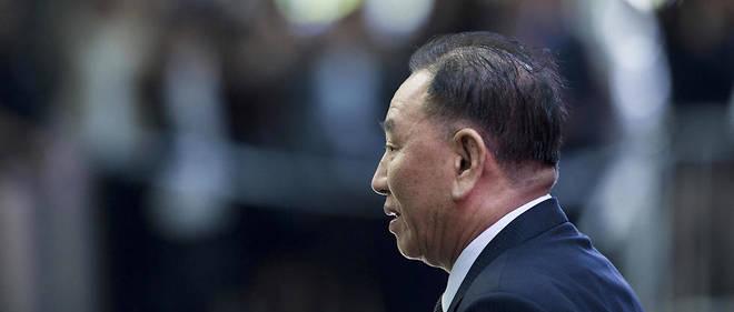 Kim Yong-chol est l'homologue nord-coréen du secrétaire d'État américain Mike Pompeo dans les discussions sur le nucléaire.