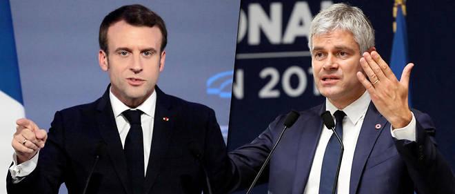 Laurent Wauquiez candidat en 2022 aurait été une aubaine pour Emmanuel Macron.