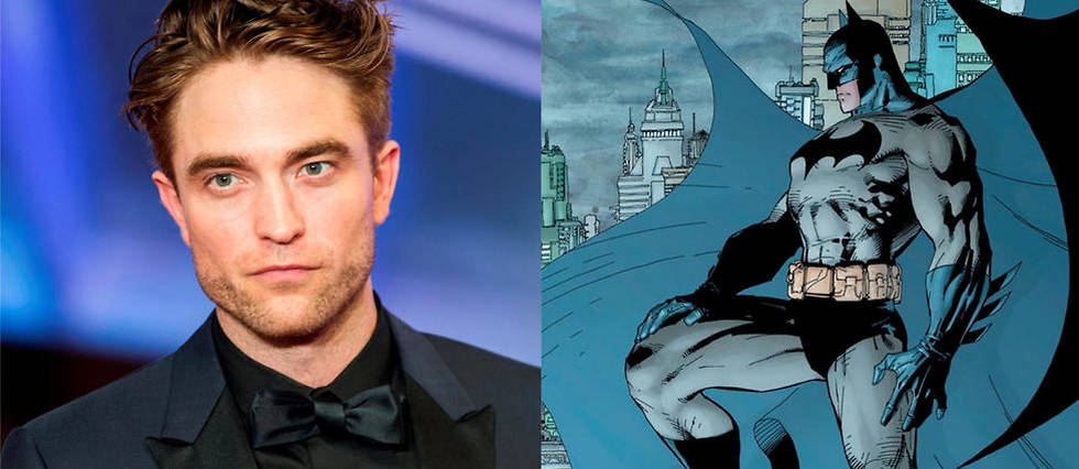 <p>Robert Pattinson incarnera le nouveau Batman. </p>