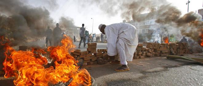 À Khartoum, le 3 juin 2019.