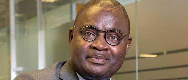 Ibrahima Diouf est directeur de la filiale internationale d'Ecobank.