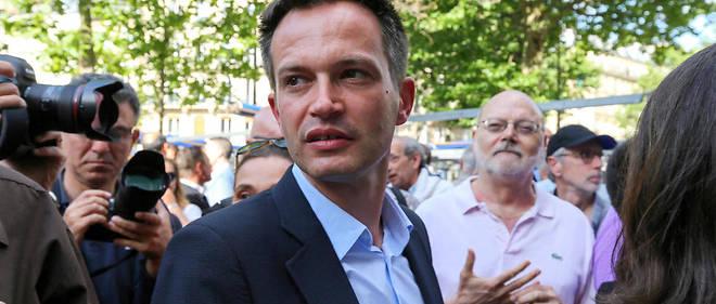 Pierre-Yves Bournazel, candidat Agir à la mairie de Paris.