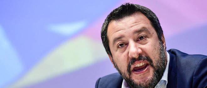Matteo Salvini ne compte pas céder face aux exigences de Bruxelles.