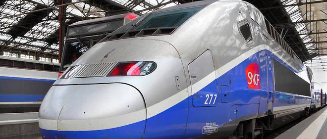 Le problème majeur du TGV a été de s'arrêter en pente.
