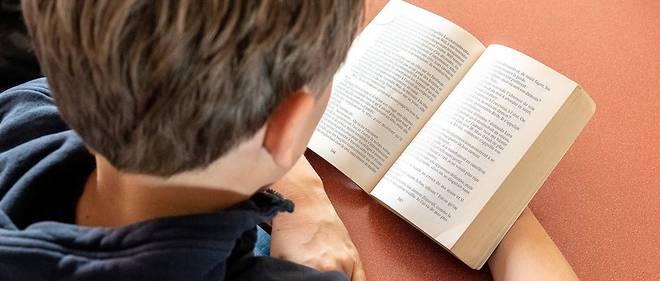 11,5 % des jeunes âgés de 16 à 25 ans ont des difficultés de lecture. Photo d'illustration.