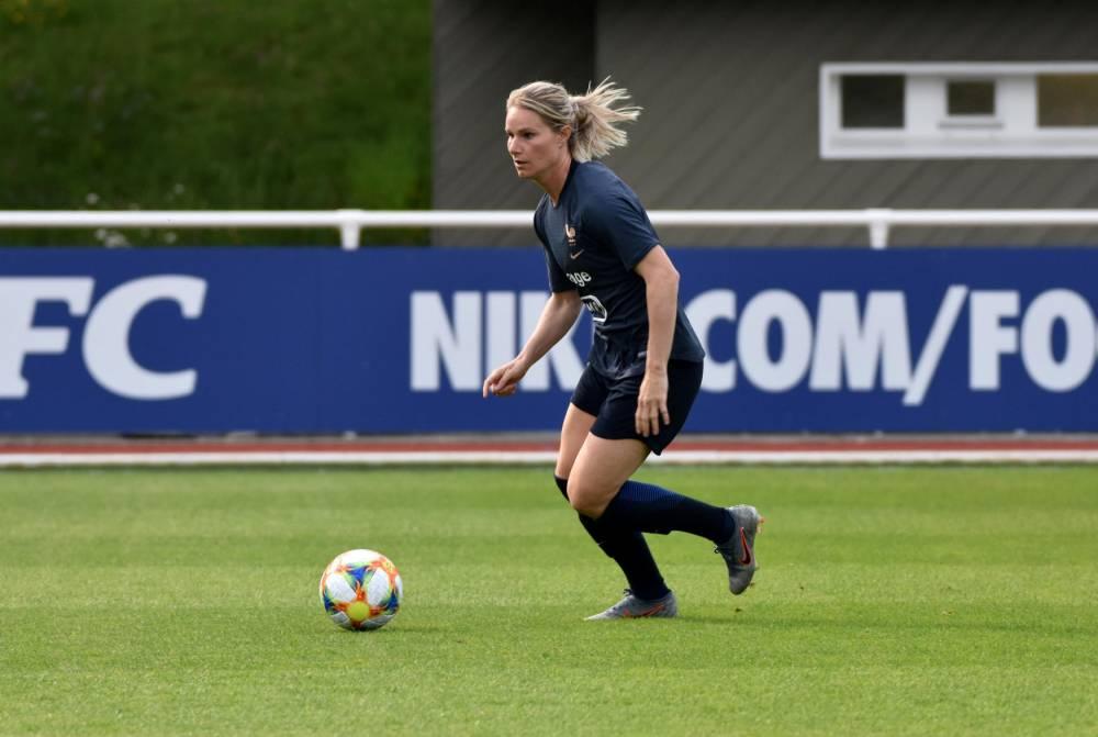 Amandine Henry ©  Melanie Laurent / A2M Sport Consulting / DPPI