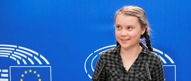 Greta Thunberg s'est dite « honorée » de recevoir ce prix et a dénoncé « l'injustice flagrante » du réchauffement climatique.