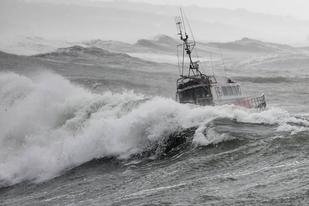 snsm, bateau ©  SEBASTIEN SALOM-GOMIS / AFP
