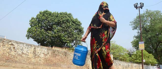 De grandes parties de l'Inde sont touchées par la sécheresse. Photo d'illustration.