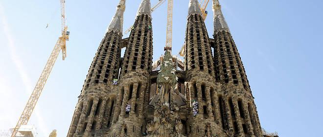 La construction de la Sagrada Familia a commencé en 1882.