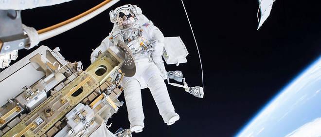 Les touristes de l'espace seront transportés par des sociétés privées jusqu'à l'ISS.