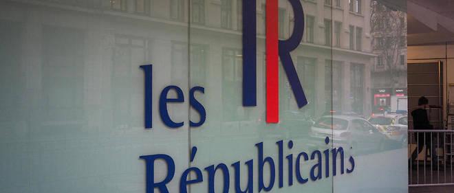 Siège de Les Républicains (LR) en janvier 2019.
