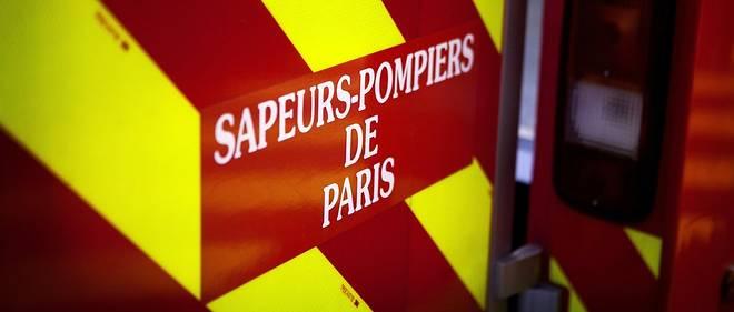 L'homme a été transporté à l'hôpital de la Pitié-Salpêtrière.