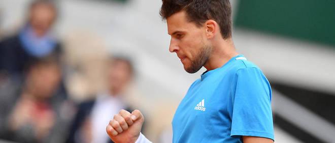 Dominic Thiem affrontera Rafael Nadal ce dimanche en finale de Roland-Garros.