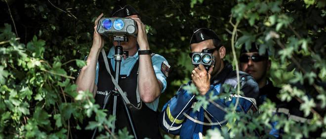 Le policier pourrait être suspendu ou même licencié. Photo d'illustration.