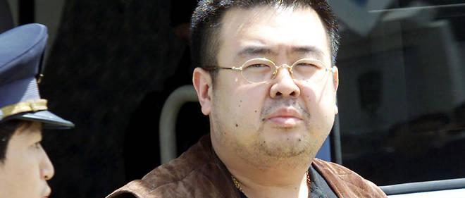 Kim Jong-nam, fut un temps pressenti comme l'héritier du pouvoir en Corée du Nord.
