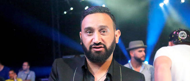 Cyril Hanouna le 23 juin 2018.